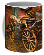Ready For A Sunday Drive - Featured In Tennessee Treasures Group And Spectacular Artworks Group Coffee Mug