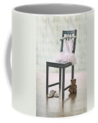 Ready For Ballet Lessons Coffee Mug by Joana Kruse