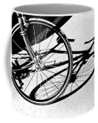 Ready To Ride Coffee Mug by Susan Leggett