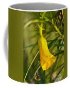 Really Yellow Flower Coffee Mug