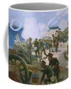 Rebellion In Venice Coffee Mug