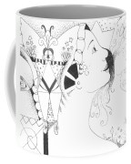 Recalling Dreams Coffee Mug