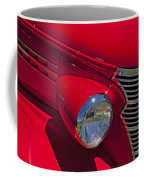Red 1938 Chevy Coupe Coffee Mug
