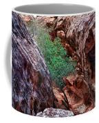 Red And Green Coffee Mug by Rick Berk