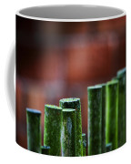 Red And Green Too Coffee Mug