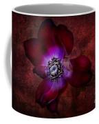 Red Anemone Coffee Mug