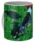 Red Ball Flight Coffee Mug