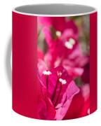 red Bougainvillea Coffee Mug