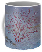 Red Branches Coffee Mug