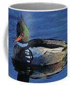Red Breasted Merganser Coffee Mug