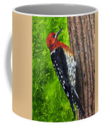 Red Breasted Sapsucker Coffee Mug