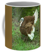 Red Burbon Turkey Coffee Mug