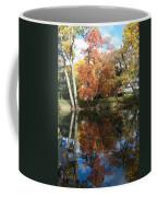Red Cedar Reflections Coffee Mug