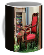 Red Chair Coffee Mug