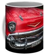 Red Chevvy Coffee Mug