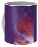 Red Clouds Coffee Mug