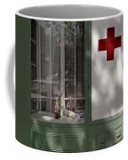 Red Cross. Belgrade. Serbia Coffee Mug