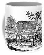Red Deer Coffee Mug by Granger