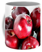 Red Delicious Apples Coffee Mug