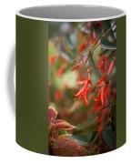 Red Exotic Coffee Mug