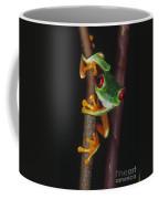 Red-eyed Tree Frog Agalychnis Callidryas Coffee Mug