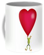 Red-eyed Tree Frog Agalychnis Coffee Mug