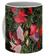 Red Fall Coffee Mug