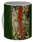 Red Feather Coffee Mug