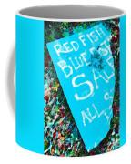 Red Fish Blue Fish Sale Coffee Mug