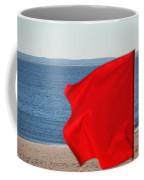 Red Flag Coffee Mug