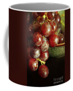 Red Grapes Coffee Mug by Darren Fisher