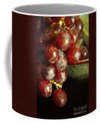 Red Grapes Coffee Mug