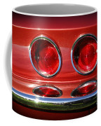 Red Hot Vette Coffee Mug by Luke Moore