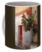 Red In Provence Coffee Mug