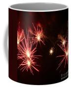 Red Lily Coffee Mug