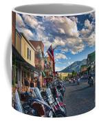 Red  Lodge Motorcycle Rally Coffee Mug