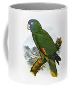Red-necked Amazon Parrot Coffee Mug