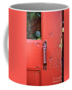Red Of Course Coffee Mug