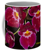 Red Orchids Coffee Mug