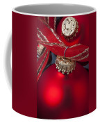 Red Ornaments Coffee Mug