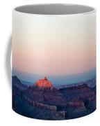 Red Peak Coffee Mug