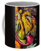 Red Pear And Gourds Coffee Mug