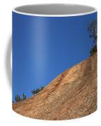 Red Pine Tree Coffee Mug