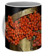 Red Pyracantha Berries Coffee Mug