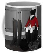 Red Riding Jacket Coffee Mug