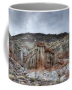 Red Rock Canyon Cliffs Coffee Mug