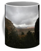 Red Rock Canyon View Coffee Mug