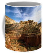 Red Rock Canyons Coffee Mug