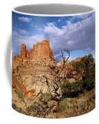 Red Rock Castle Coffee Mug