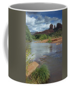 Red Rock Crossing In Sedona, Arizona Coffee Mug by David Edwards